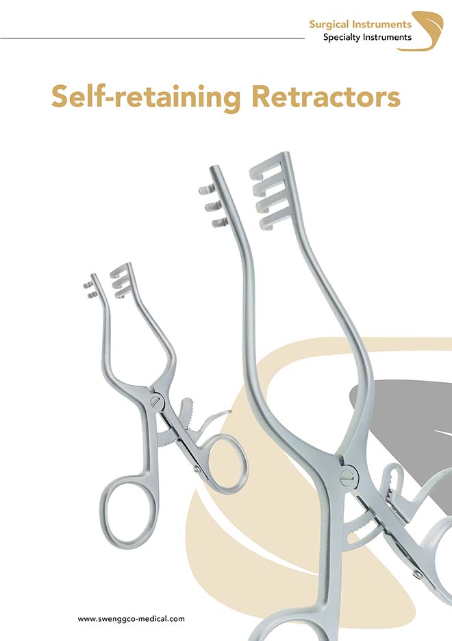 Self Retaining Retractors